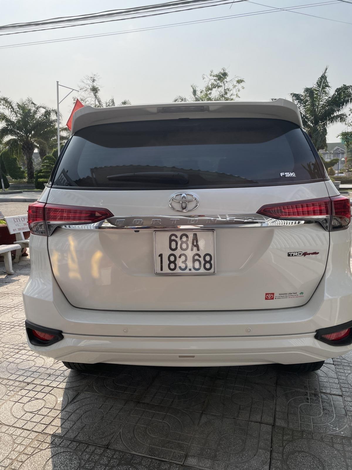 Xe biển đẹp   ô tô Toyota Fortuner sản xuất 2019 (1)