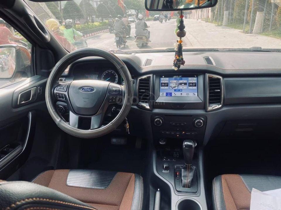 Cần bán xe Ford Ranger Wiltrak 3.2 đời 2017, nguyên zin giá tốt (6)