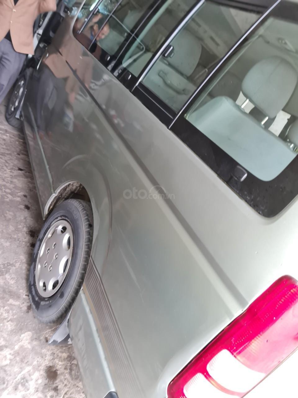 Cần bán lại Toyota Hiace 2009 (11)