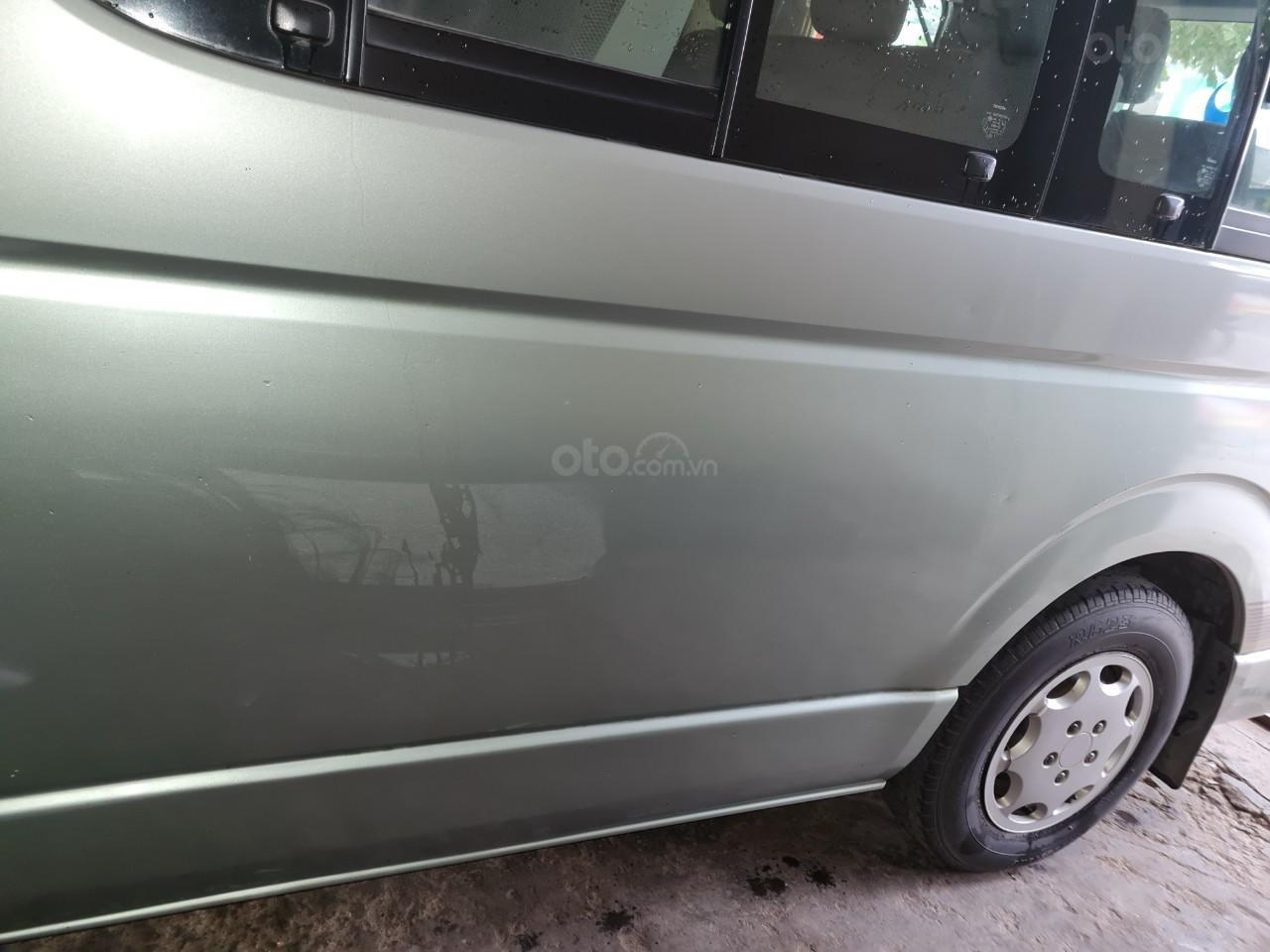Cần bán lại Toyota Hiace 2009 (1)