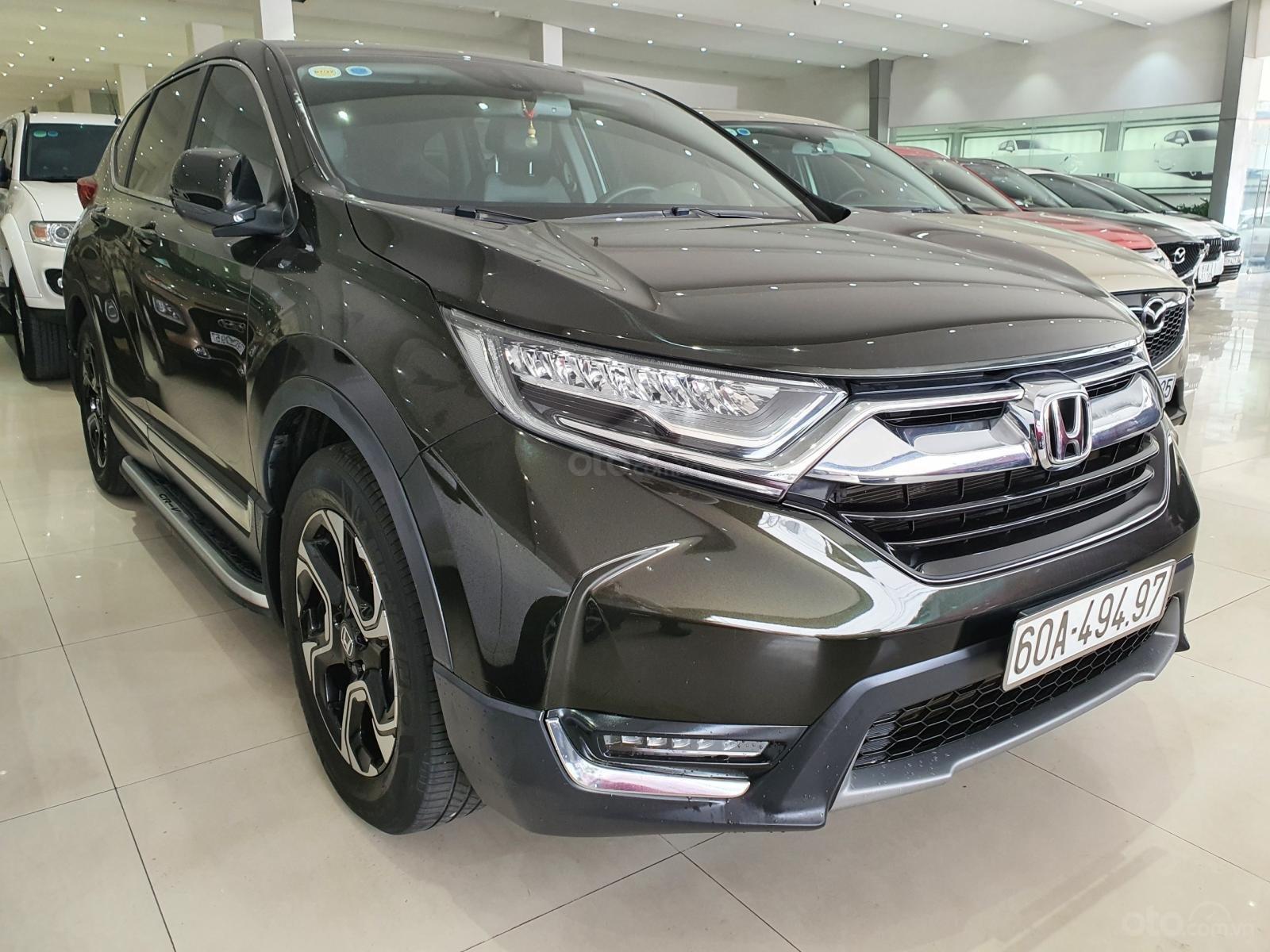 Bán xe Honda CR V sản xuất 2018, giá chỉ 960 triệu, xe siêu đẹp (2)