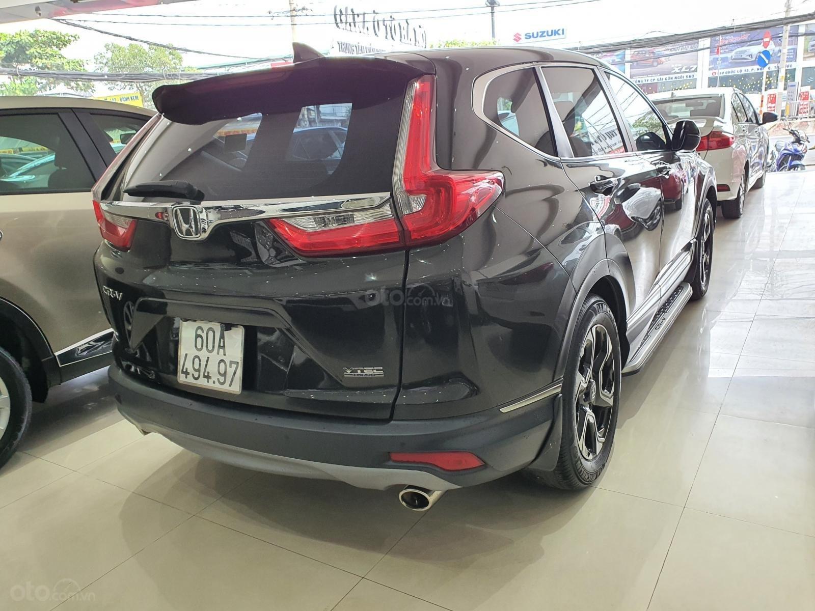 Bán xe Honda CR V sản xuất 2018, giá chỉ 960 triệu, xe siêu đẹp (5)