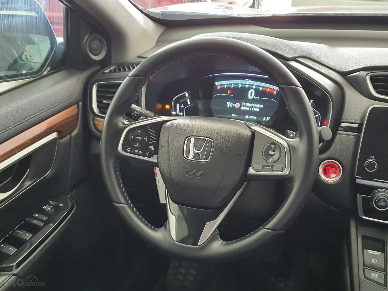 Bán xe Honda CR V sản xuất 2018, giá chỉ 960 triệu, xe siêu đẹp (7)