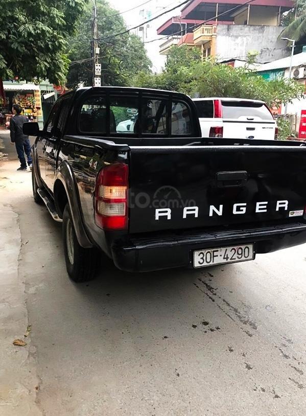 Cần bán Ford Ranger năm sản xuất 2007, màu đen (1)