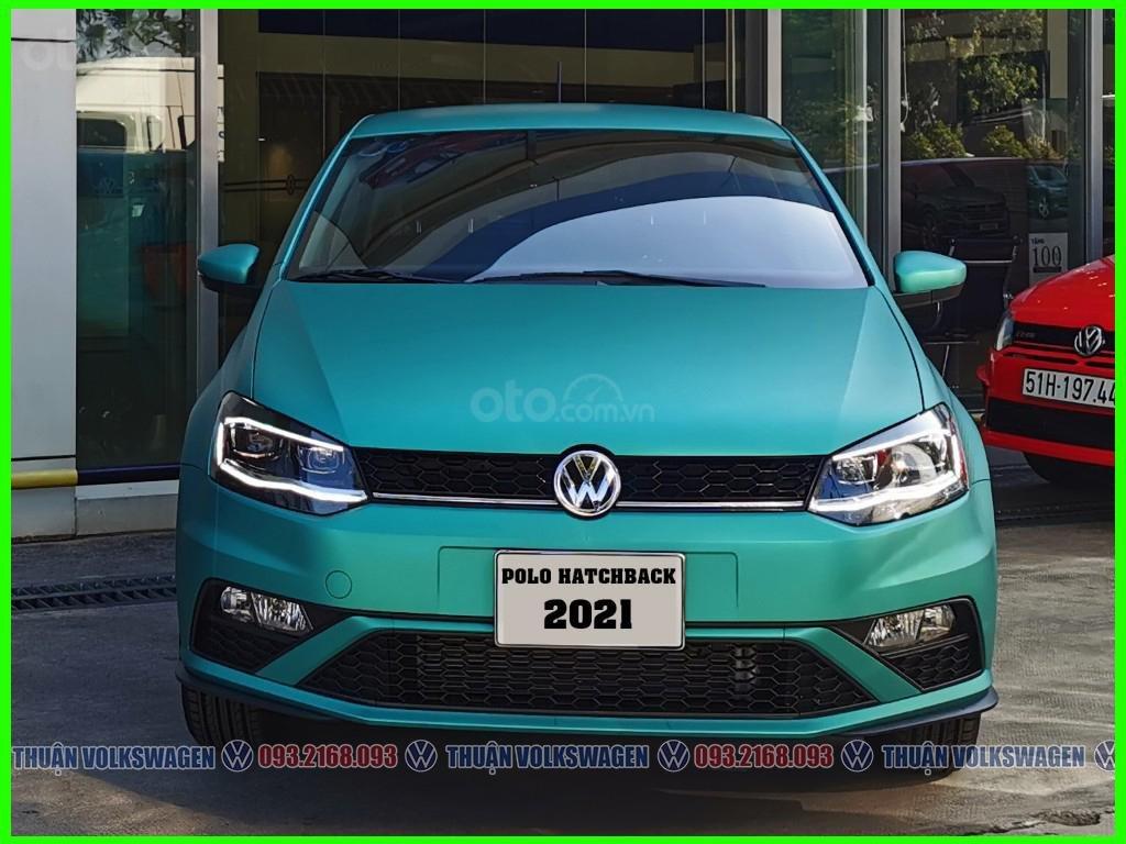 Thuận đang có giá đặc biệt T2/2021 cho Polo Hatchback đủ màu giao ngay. Hỗ trợ trước bạ + Tặng phụ kiện - LH Mr Thuận 24/7 (1)