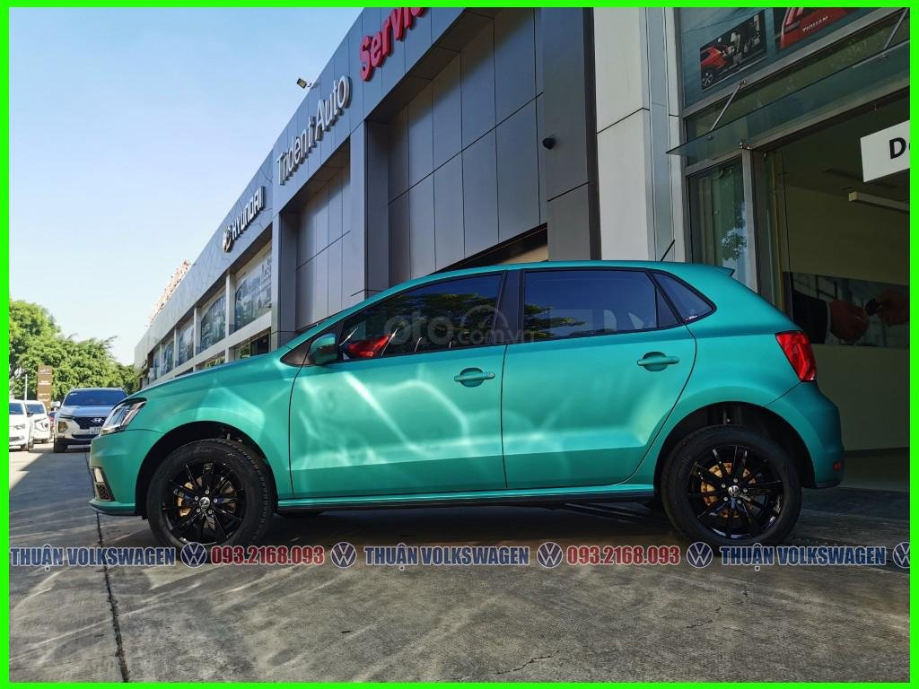Thuận đang có giá đặc biệt T2/2021 cho Polo Hatchback đủ màu giao ngay. Hỗ trợ trước bạ + Tặng phụ kiện - LH Mr Thuận 24/7 (2)