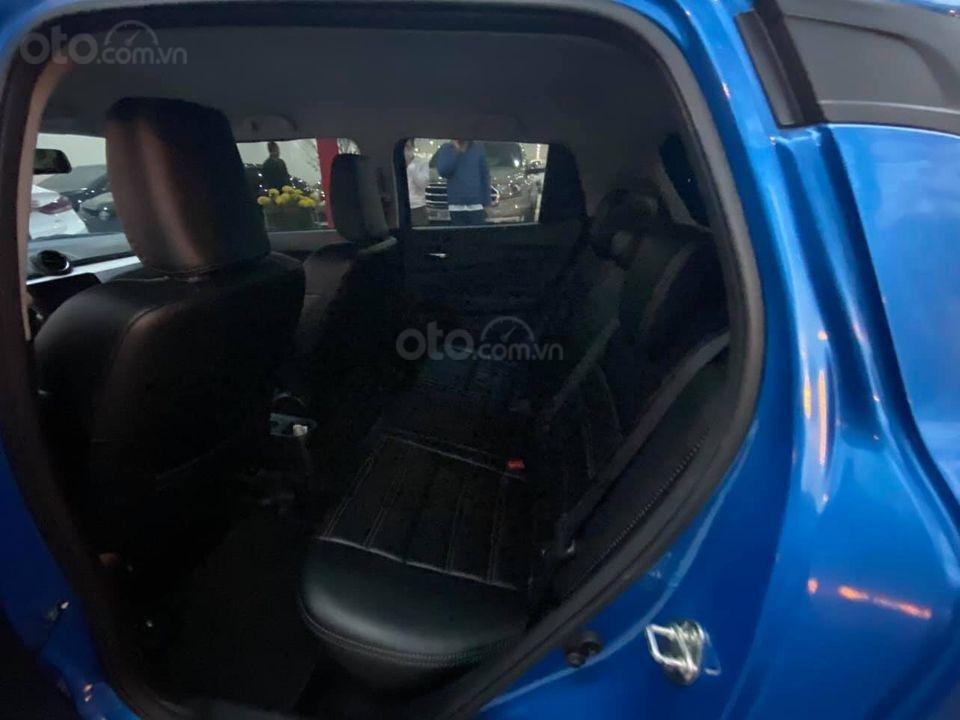 Bán với giá thấp xe Suzuki Swift GLX năm 2019, màu xanh lam (5)