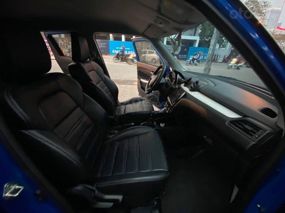 Bán với giá thấp xe Suzuki Swift GLX năm 2019, màu xanh lam (4)