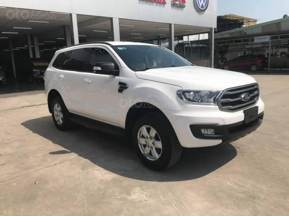 Cần bán Ford Everest Ambiente 2.0 đời 2019, màu trắng số sàn, giá tốt (3)