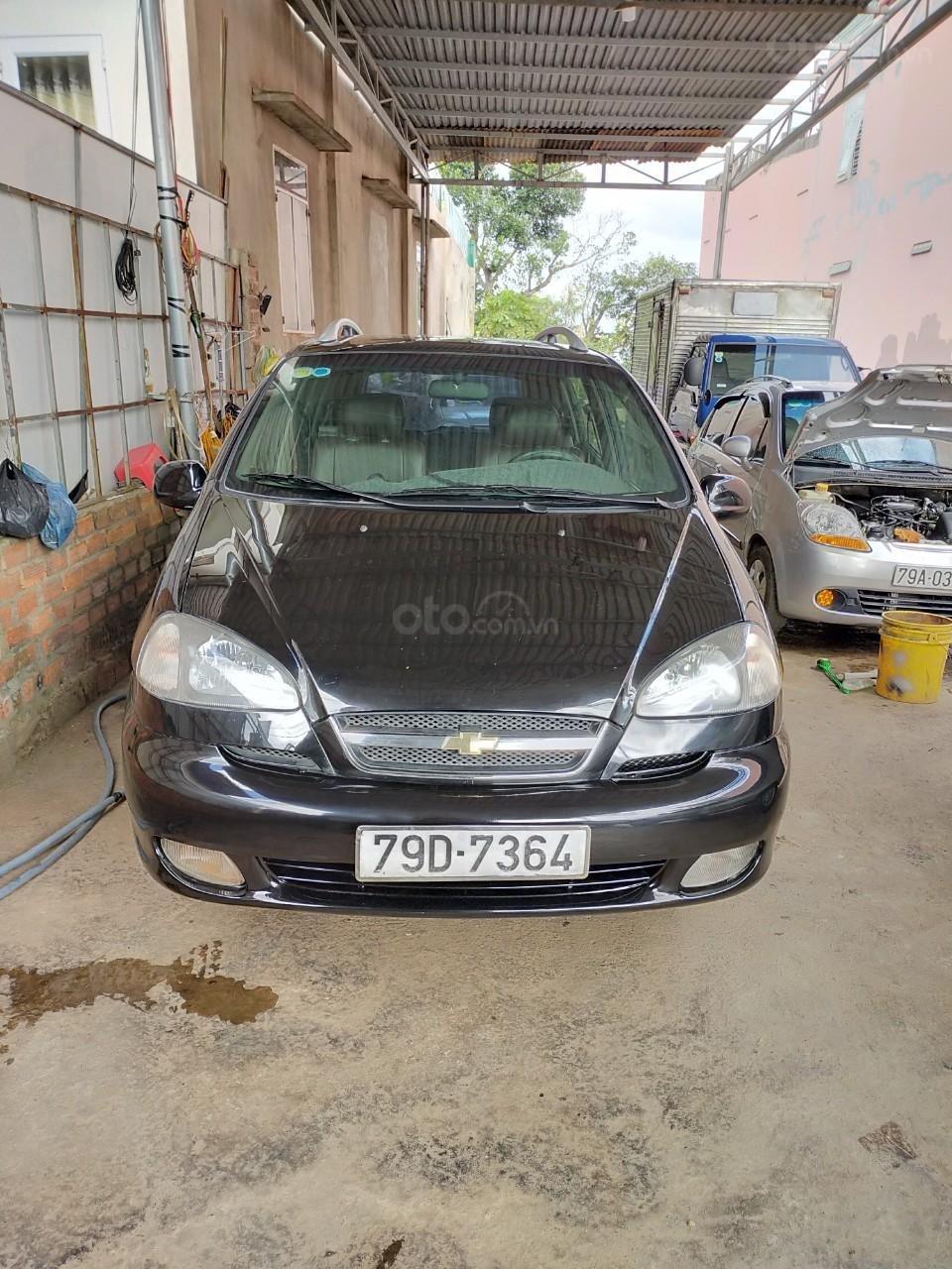 Bán Chevrolet Vivant năm sản xuất 2008 (1)