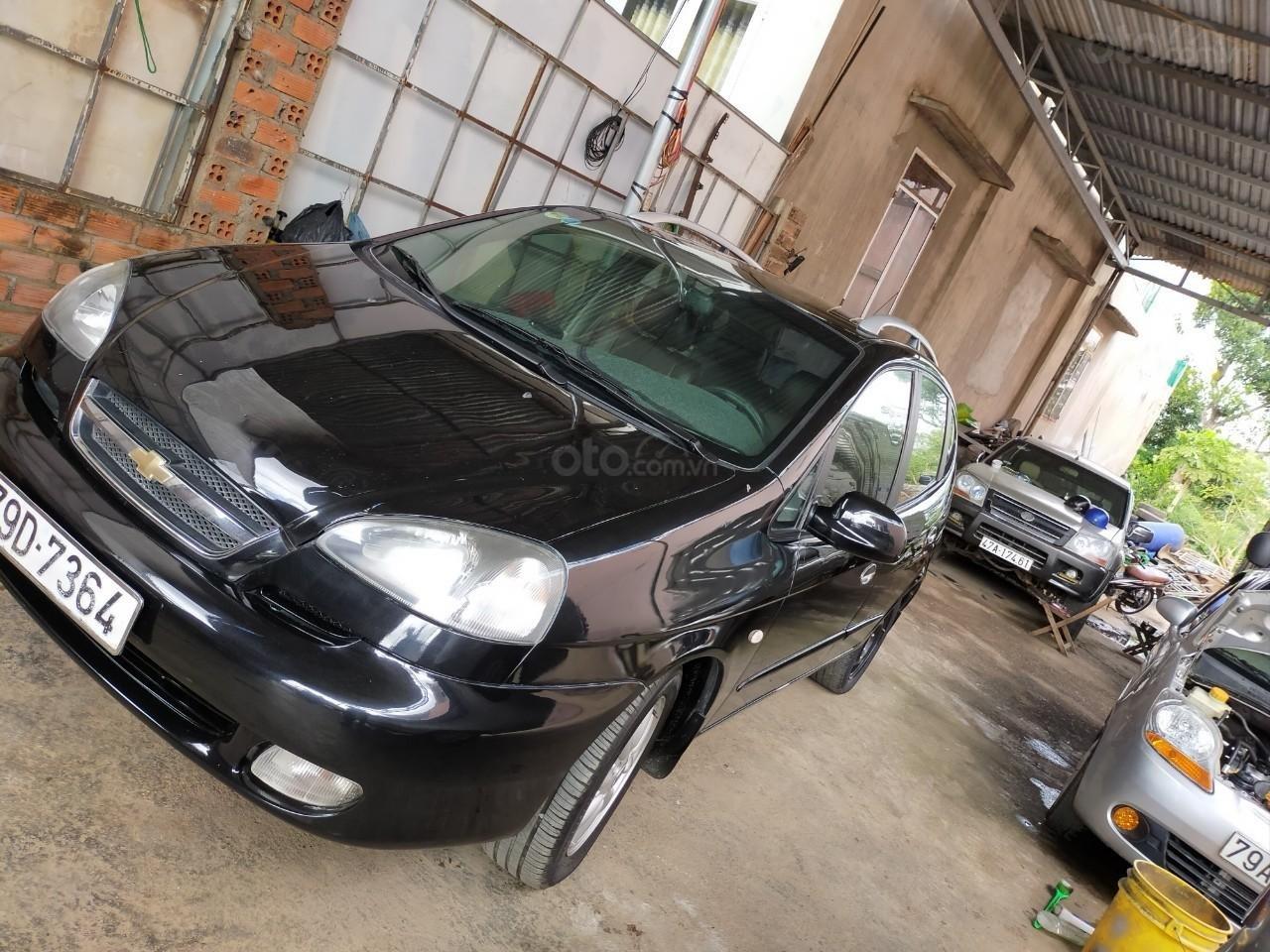 Bán Chevrolet Vivant năm sản xuất 2008 (3)