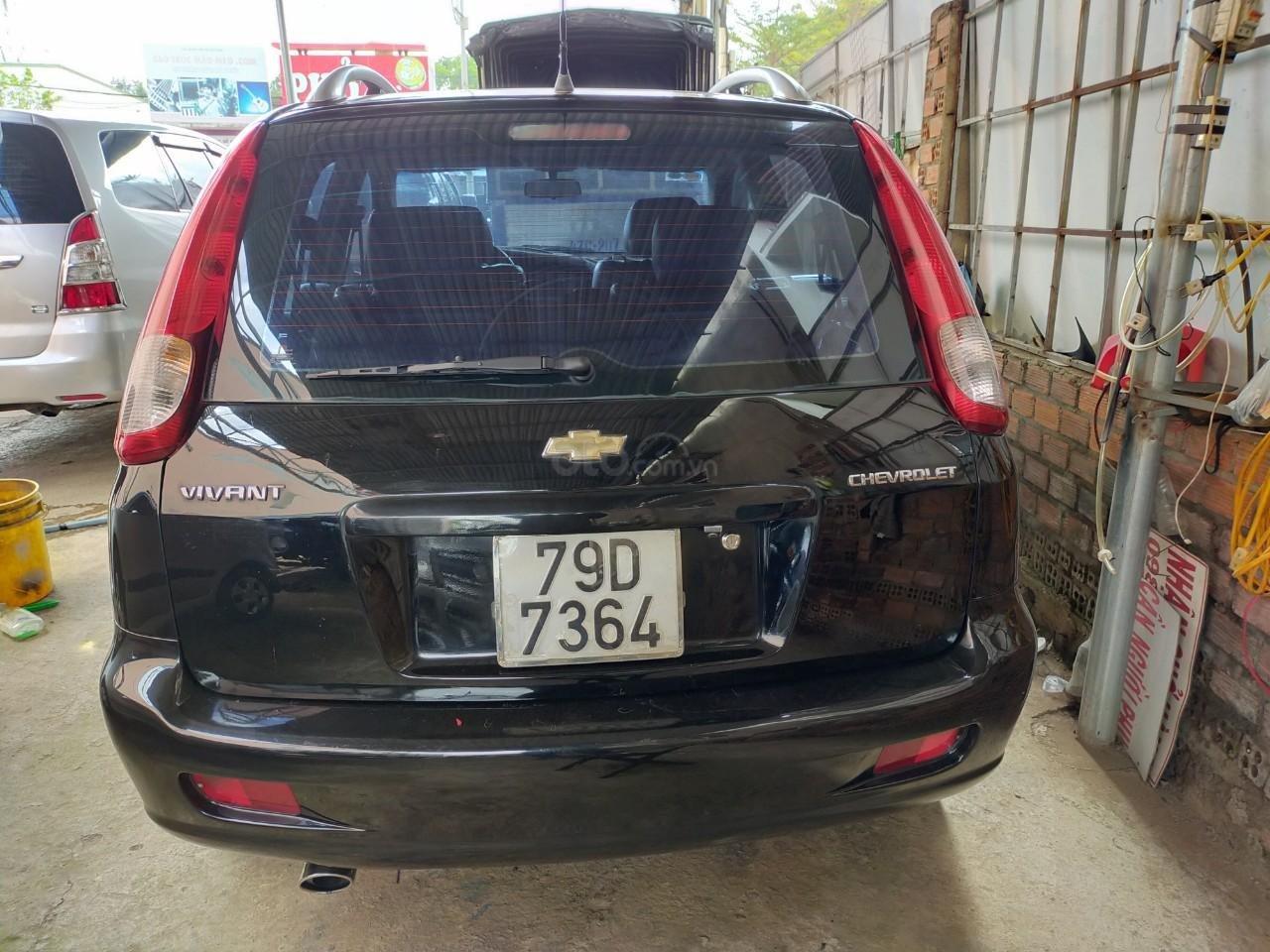 Bán Chevrolet Vivant năm sản xuất 2008 (4)