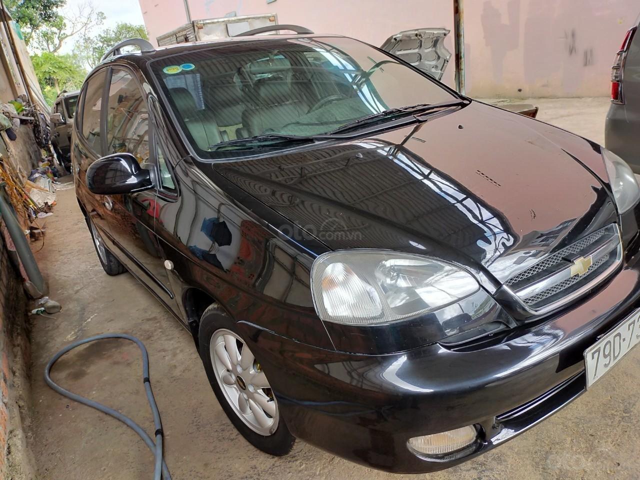 Bán Chevrolet Vivant năm sản xuất 2008 (2)