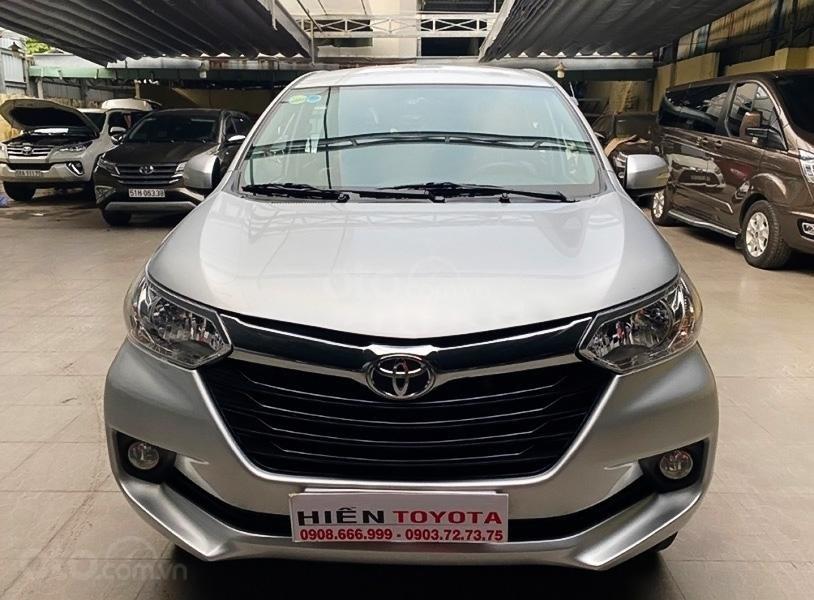 Bán xe Toyota Avanza 1.5 AT năm sản xuất 2018, màu bạc, nhập khẩu, giá thấp (6)