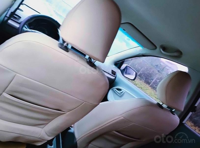 Bán Kia Morning 1.0 AT sản xuất năm 2014, màu trắng, xe nhập (2)