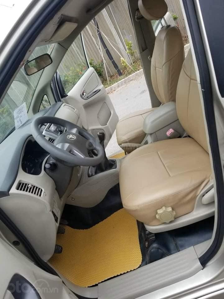 Bán Toyota Innova 2.0E sản xuất 2014, màu vàng như mới, 385 triệu (4)