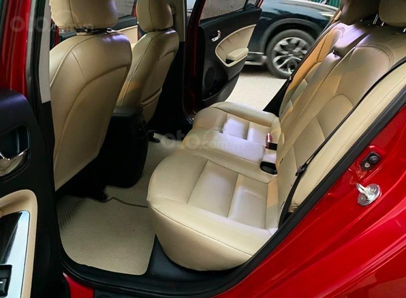 Bán Kia Cerato 1.6 AT sản xuất năm 2017, màu đỏ giá cạnh tranh (3)