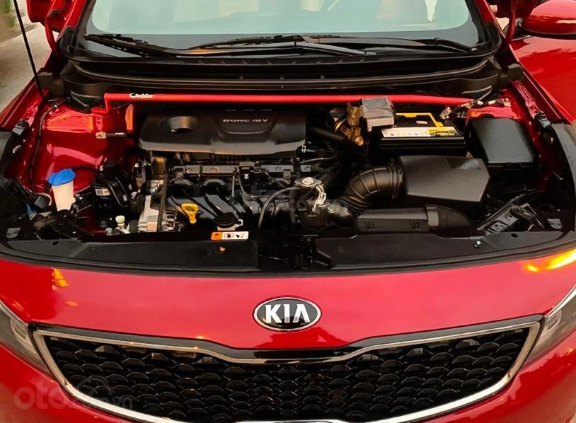 Bán Kia Cerato 1.6 AT sản xuất năm 2017, màu đỏ giá cạnh tranh (2)