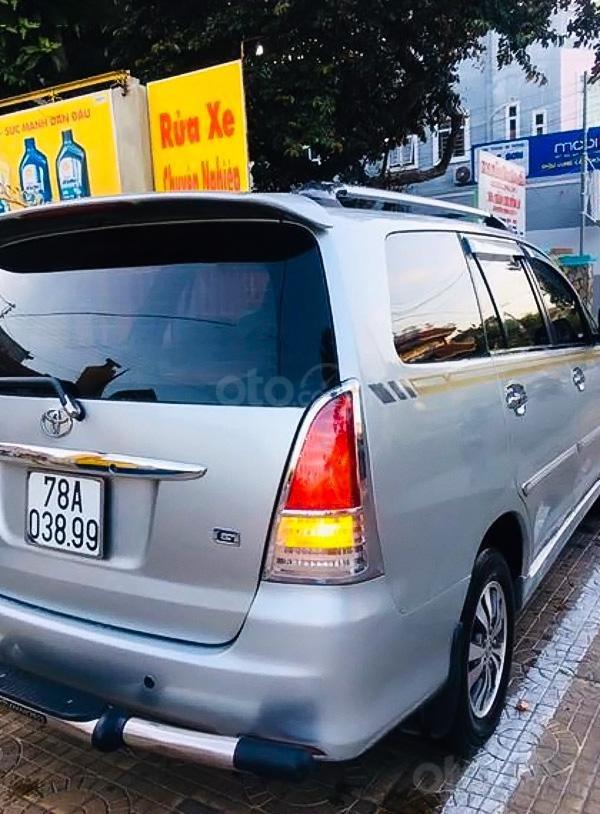 Bán Toyota Innova năm 2009, màu bạc, giá thấp, động cơ ổn định  (3)