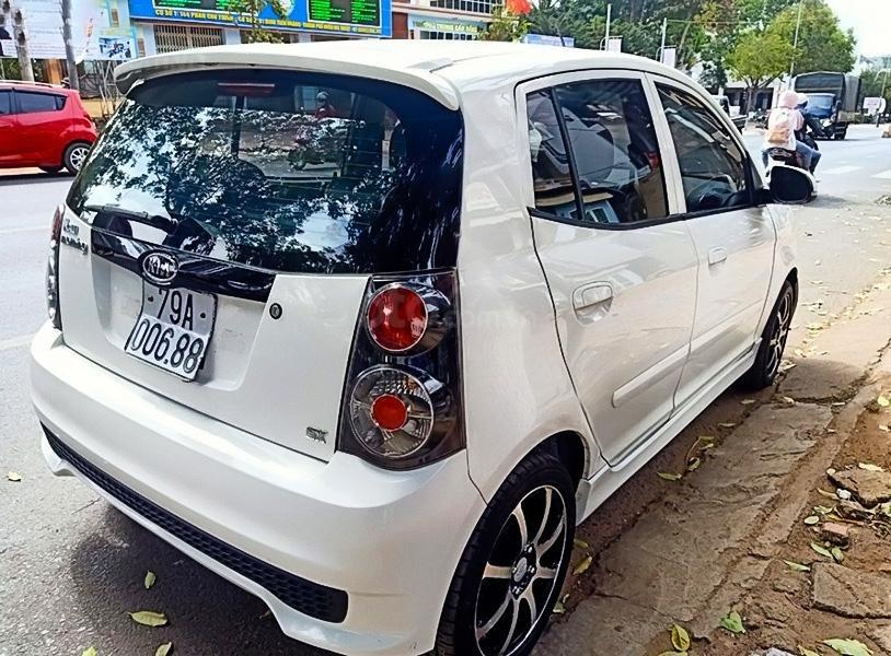 Cần bán xe Kia Morning sản xuất năm 2011, màu trắng còn mới (1)