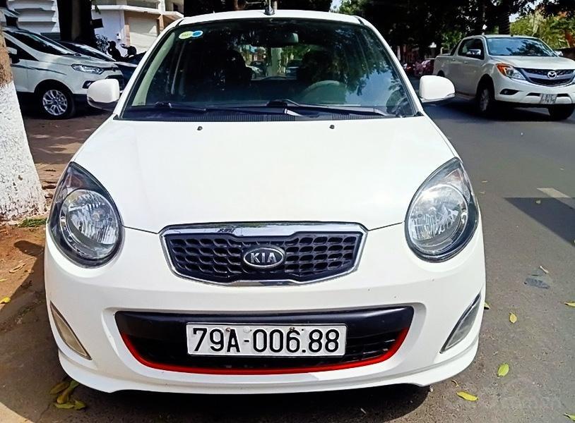 Cần bán xe Kia Morning sản xuất năm 2011, màu trắng còn mới (2)