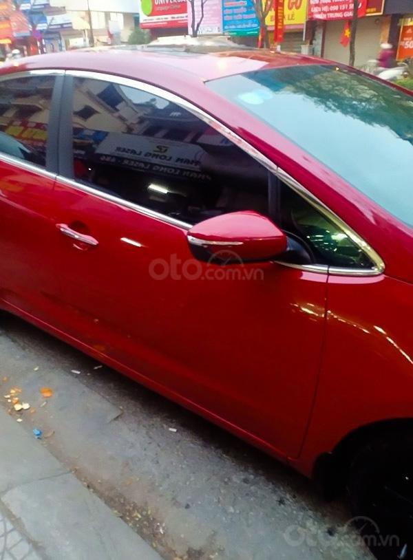 Bán Kia Cerato 1.6 AT năm 2017, màu đỏ, giá ưu đãi (2)