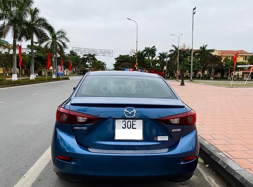 Bán Mazda 3 1.5 AT năm sản xuất 2017, màu xanh lam còn mới (5)