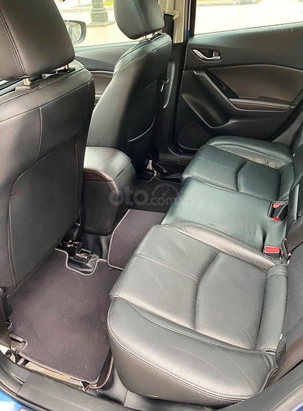 Bán Mazda 3 1.5 AT năm sản xuất 2017, màu xanh lam còn mới (3)