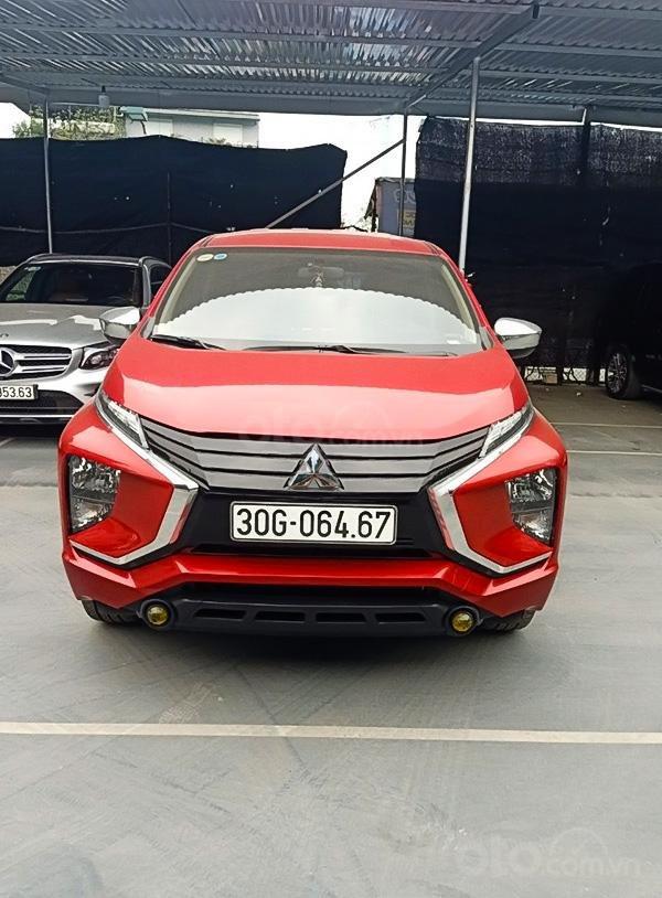 Cần bán lại xe Mitsubishi Xpander sản xuất 2019, màu đỏ còn mới (2)