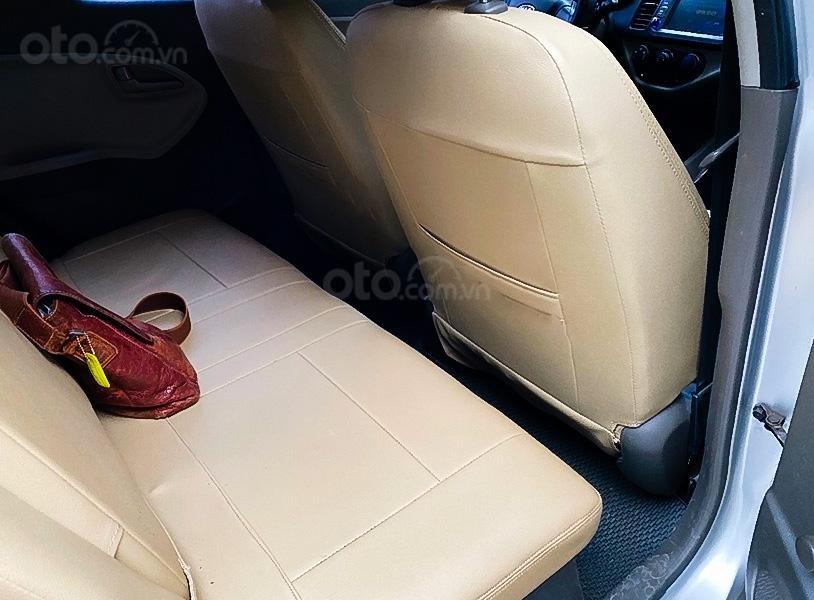 Bán xe Kia Morning năm sản xuất 2012, màu bạc, xe nhập còn mới, giá tốt (3)