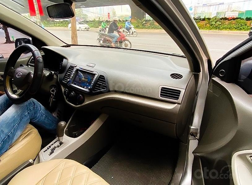 Bán xe Kia Morning năm sản xuất 2012, màu bạc, xe nhập còn mới, giá tốt (2)