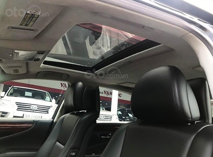 Cần bán gấp Lexus LS460 sản xuất năm 2009, màu đen, xe nhập còn mới (6)