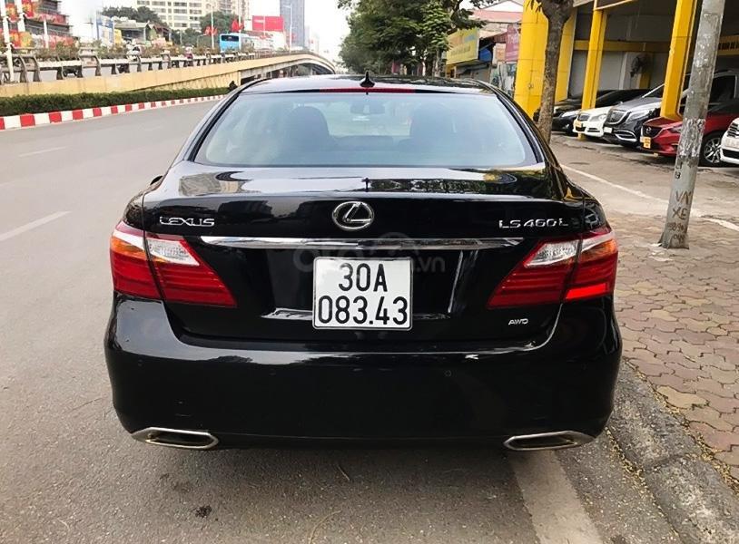Cần bán gấp Lexus LS460 sản xuất năm 2009, màu đen, xe nhập còn mới (4)