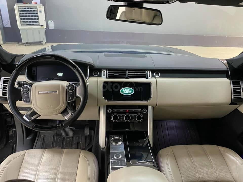 Cần bán xe LandRover Range Rover HSE 3.0 2016, màu đen, xe nhập (5)