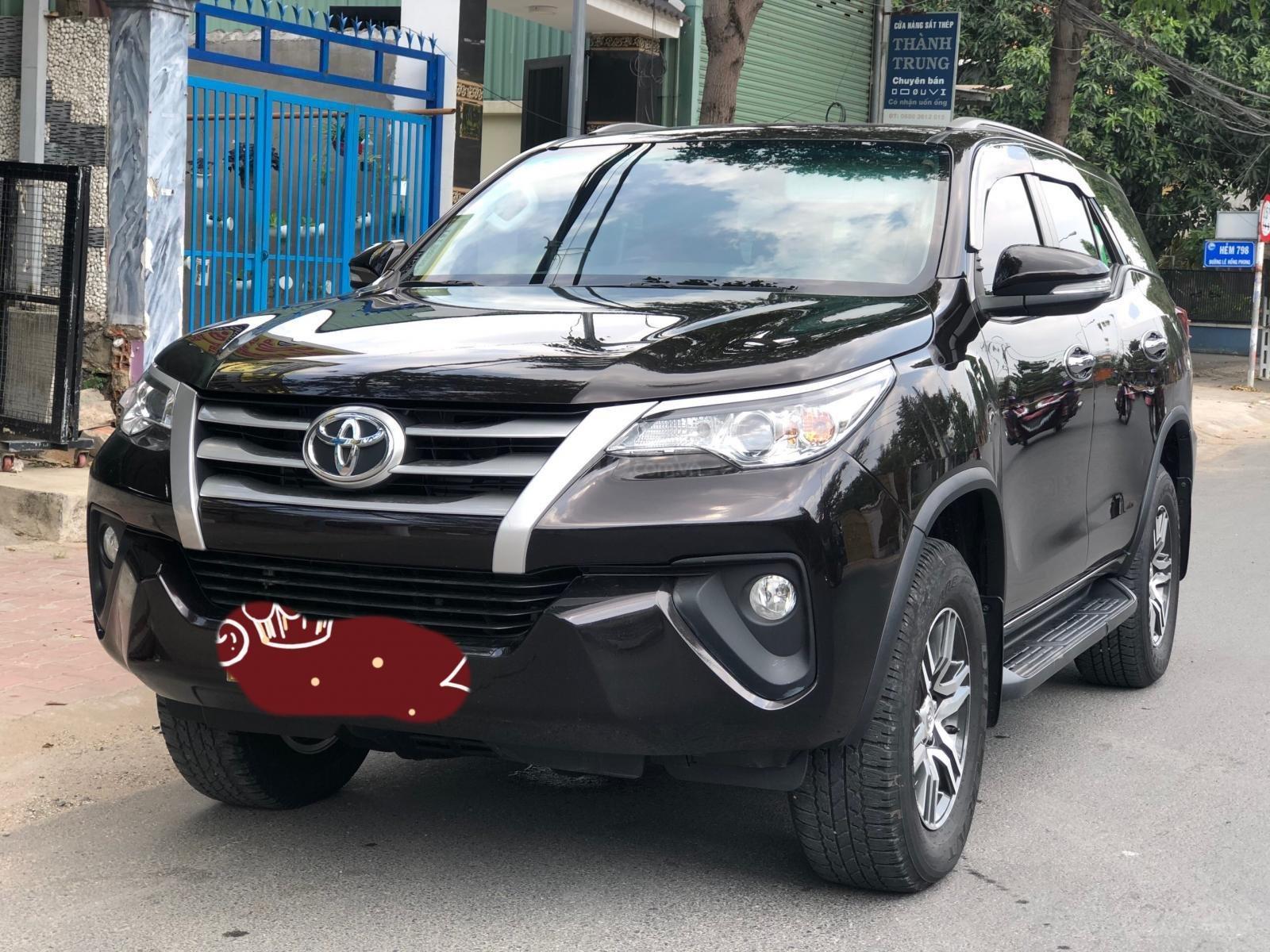 Bán ô tô Toyota Fortuner sản xuất 2017, giá tốt (2)