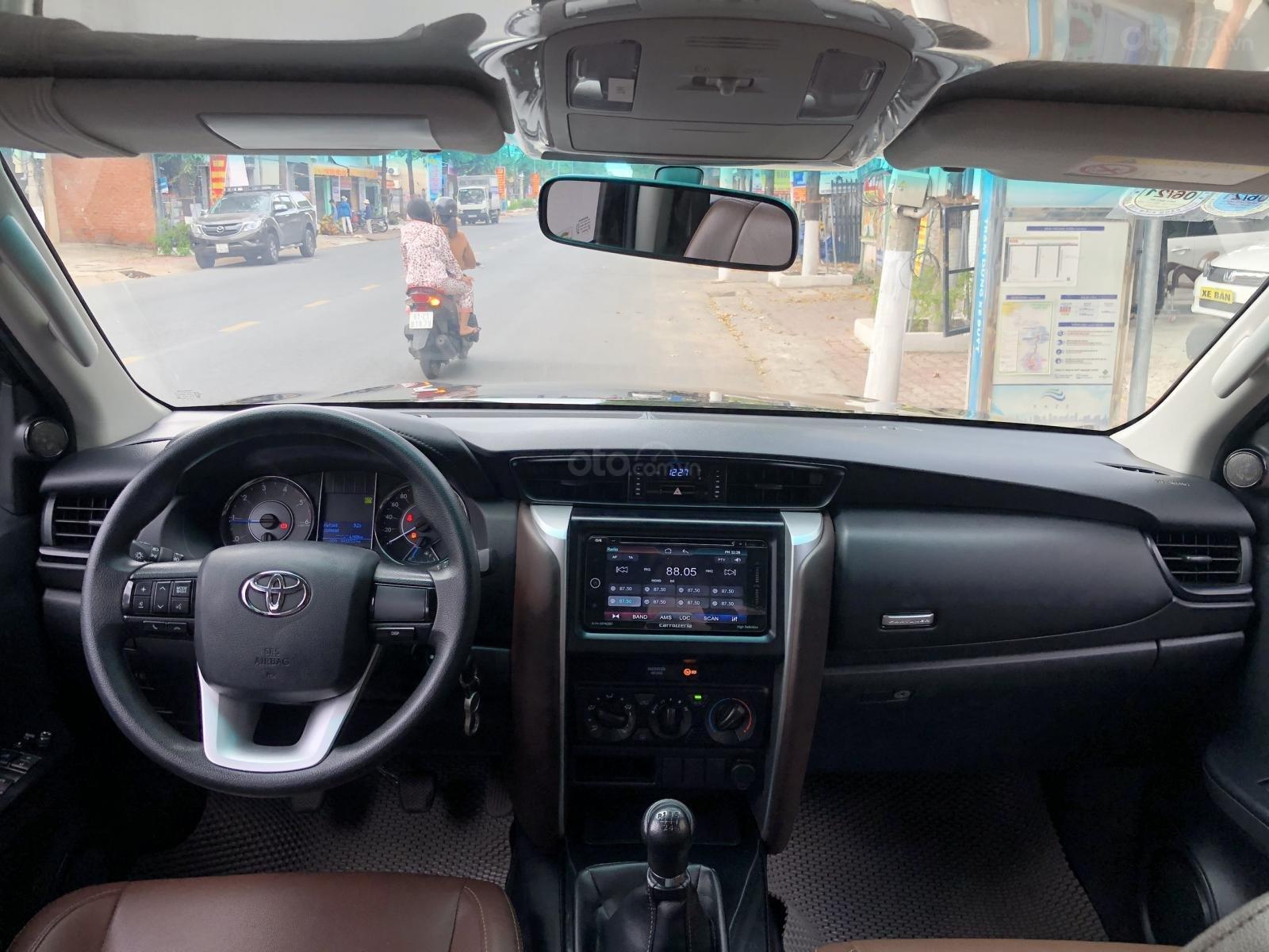 Bán ô tô Toyota Fortuner sản xuất 2017, giá tốt (7)