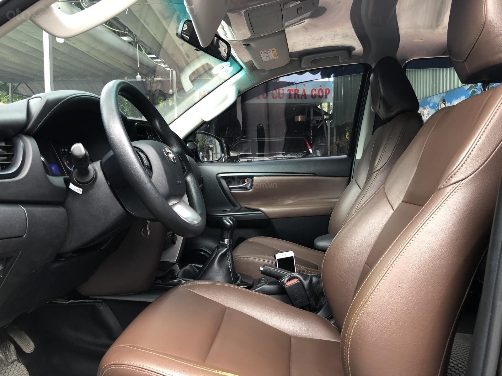 Bán ô tô Toyota Fortuner sản xuất 2017, giá tốt (9)