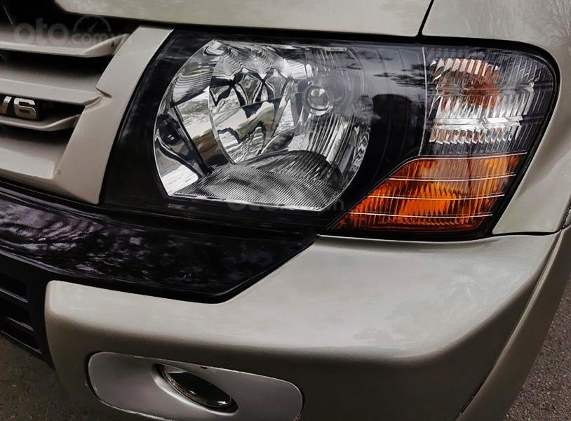 Xe Mitsubishi Pajero năm sản xuất 2001, nhập khẩu nguyên chiếc còn mới, 385 triệu (2)