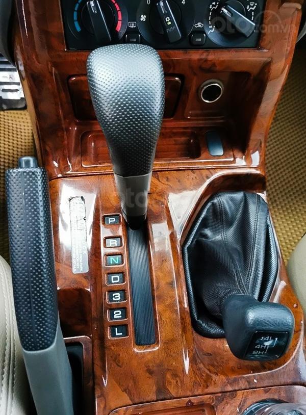 Xe Mitsubishi Pajero năm sản xuất 2001, nhập khẩu nguyên chiếc còn mới, 385 triệu (5)