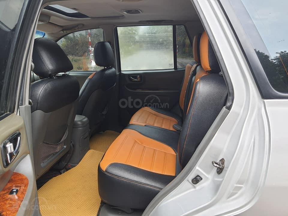 Bán gấp ô tô Hyundai Santa Fe Gold năm 2003, màu bạc, 225 triệu (6)