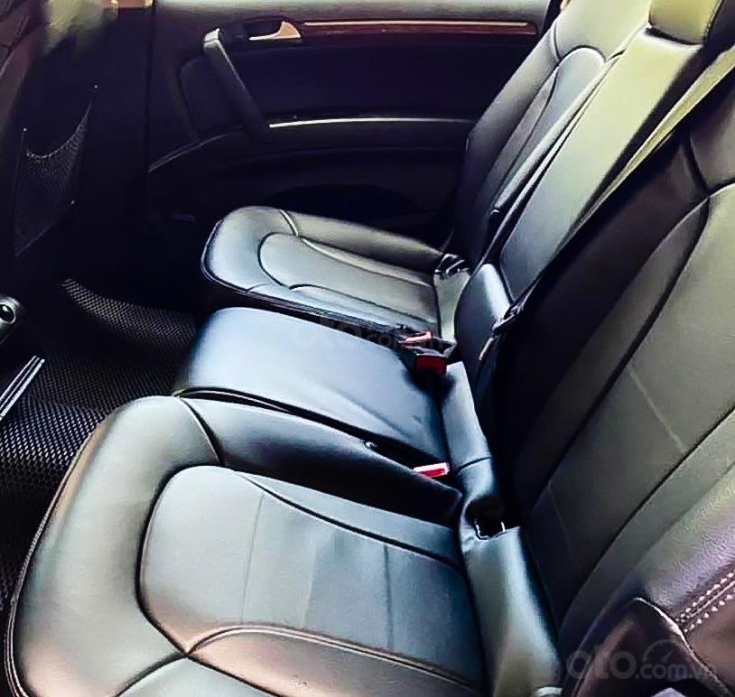 Cần bán xe Audi Quattro Q7 3.6 Sline năm sản xuất 2008, màu đen, xe nhập, giá 539tr (4)
