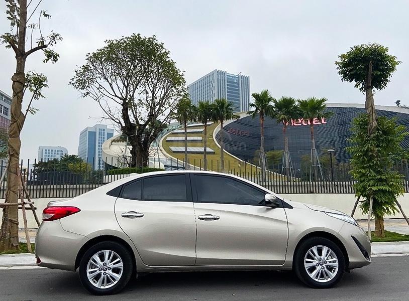 Bán Toyota Vios 1.5G năm sản xuất 2020, giá cạnh tranh (1)