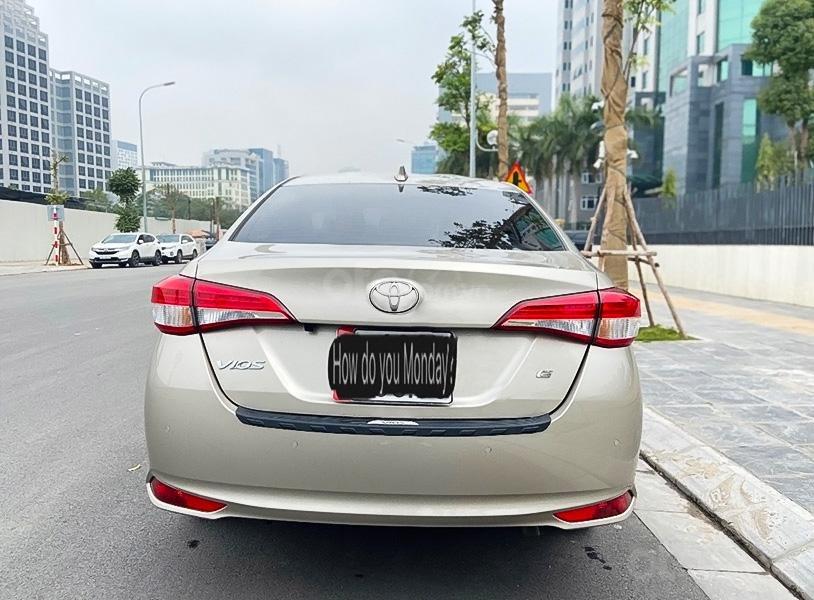 Bán Toyota Vios 1.5G năm sản xuất 2020, giá cạnh tranh (5)