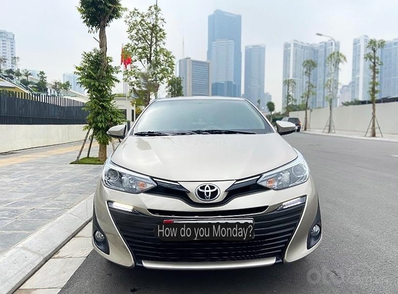 Bán Toyota Vios 1.5G năm sản xuất 2020, giá cạnh tranh (4)