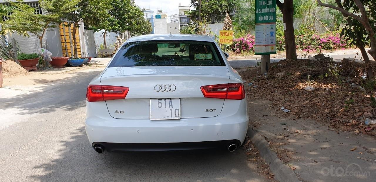 Bán xe Audi A6 đk 2015 chính chủ - màu trắng (3)