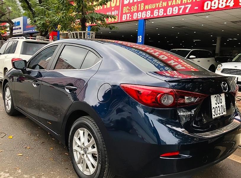 Bán xe Mazda 3 sản xuất 2020, màu xanh lam, giá mềm (3)
