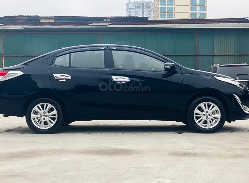Bán Toyota Vios 1.5G sản xuất năm 2019, màu đen giá cạnh tranh (1)