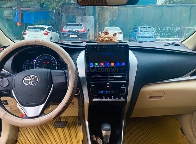 Bán Toyota Vios 1.5G sản xuất năm 2019, màu đen giá cạnh tranh (2)
