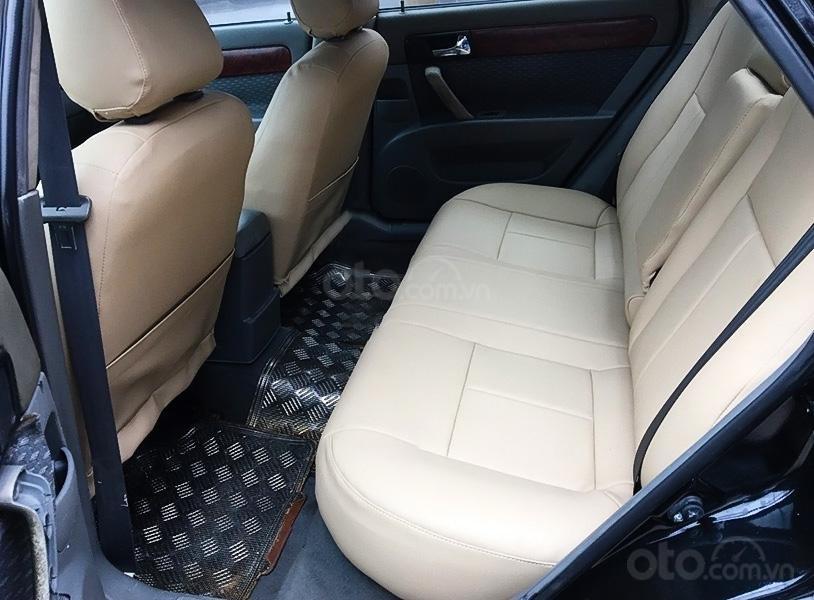 Xe Daewoo Lacetti 1.8 MT sản xuất năm 2004, màu đen (4)