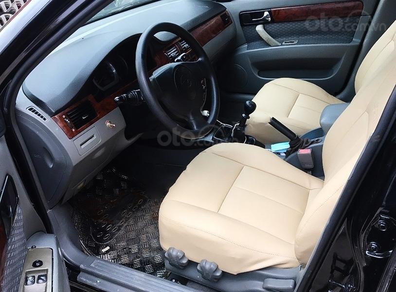 Xe Daewoo Lacetti 1.8 MT sản xuất năm 2004, màu đen (3)